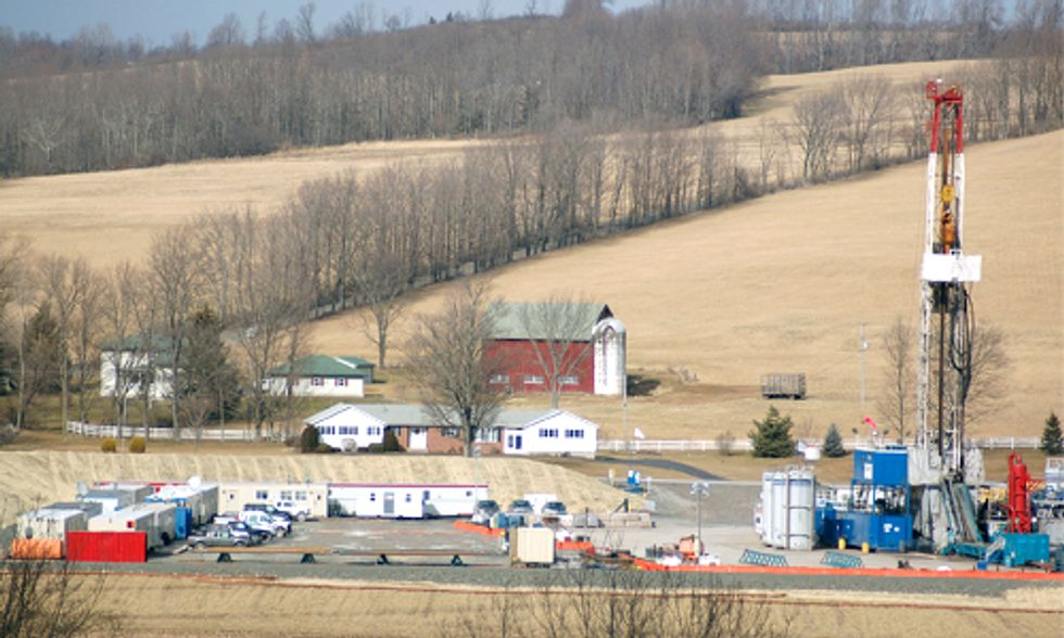How a Fracking Company Tried to Buy Pennsylvania Residents' Approval For $50,000