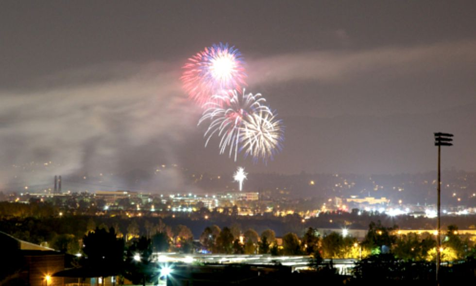 Drought Won't Stop July 4th Fireworks in Some Dry States