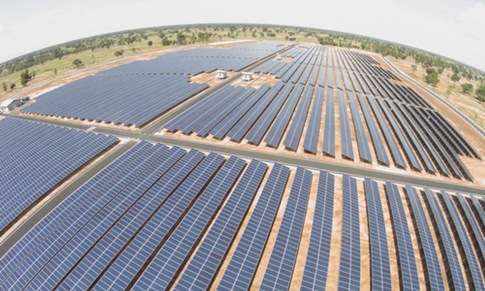 U.S. Guarantees $230 Million Loan For Construction of Latin America's Largest Solar Plant