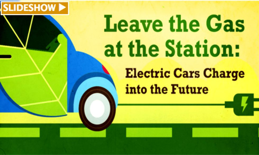 10 Slides Show Why EVs Are Charging Into the Future