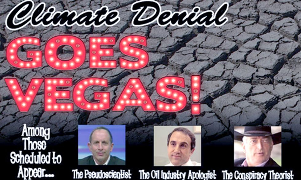 Climate Denial Goes Vegas