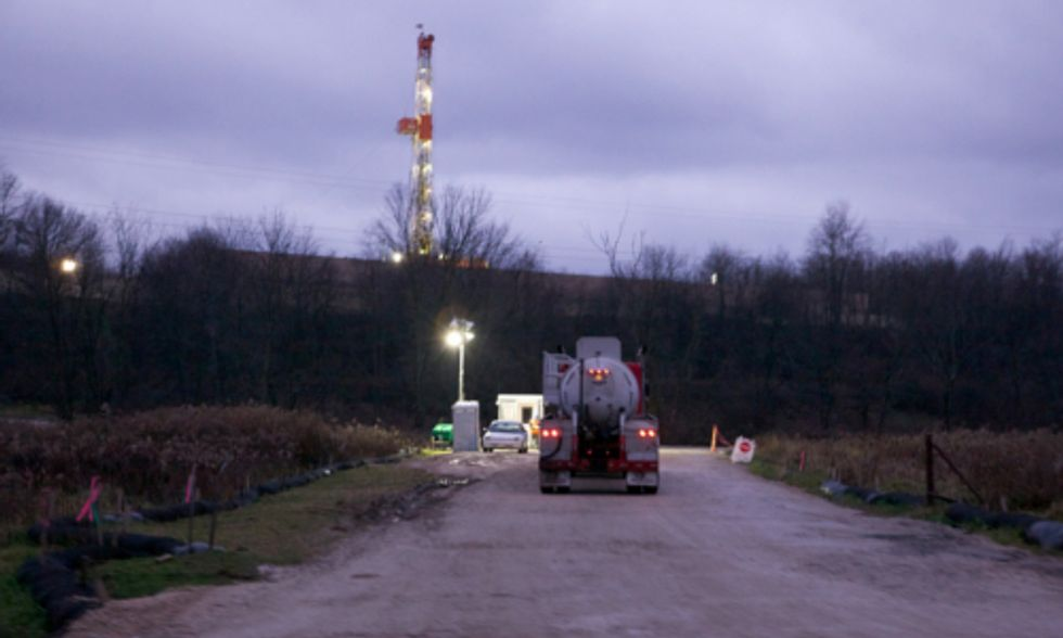 Study Finds More Costs Than Benefits From Fracking