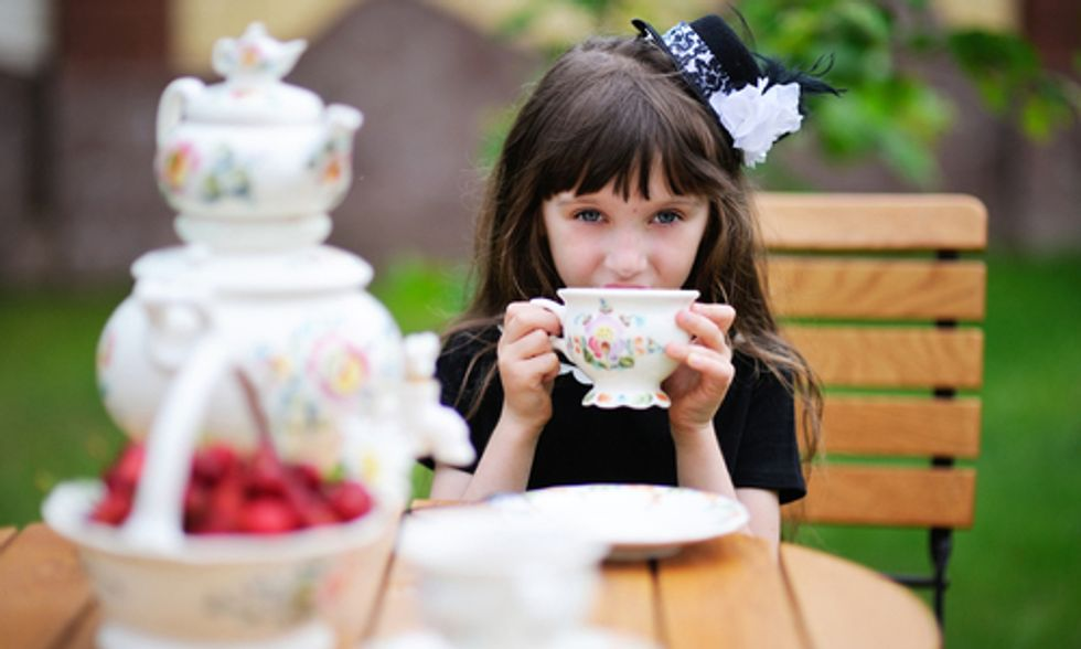 You Can't Have a Tea Party Without Clean Water