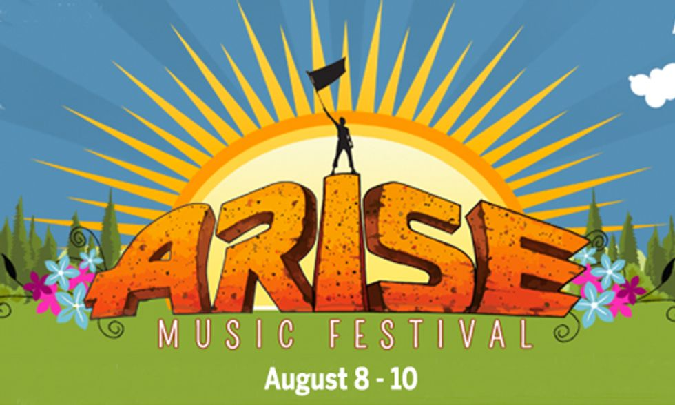 Arise Music Festival: Uplifting the World Through Music and Action