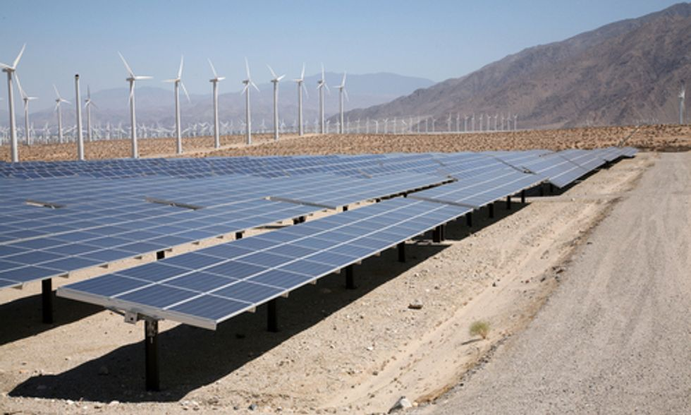 Global Energy Markets Reach Tipping Point Giving Renewables an Edge