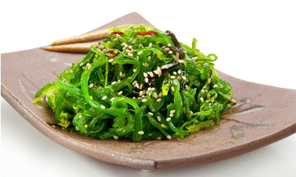 Is Seaweed the New Kale?