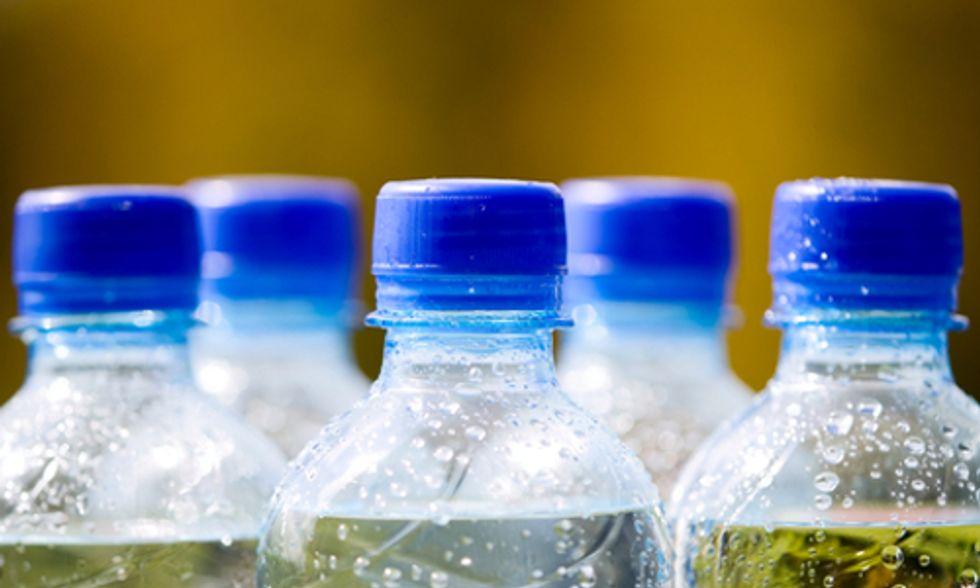 San Francisco Bans Plastic Water Bottle Sales on Public Property