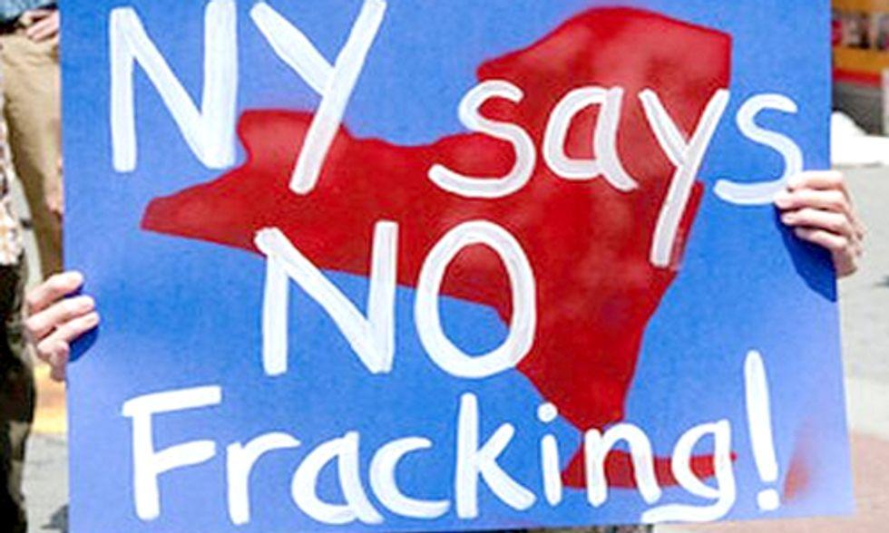 New York Supreme Court Dismisses Pro-Fracking Lawsuits