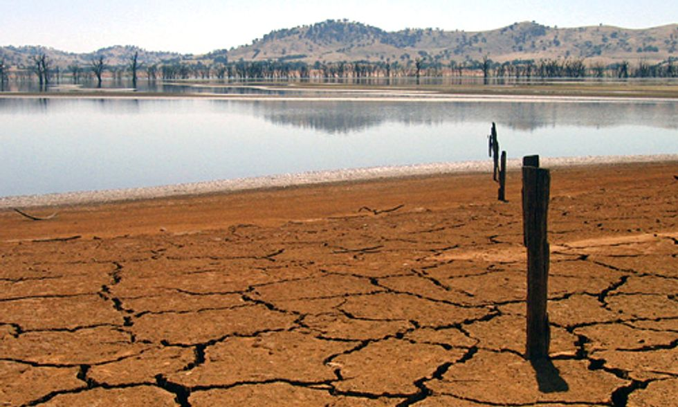 Scientists Confirm Burning Fossil Fuels Significantly Worsens Australian Drought