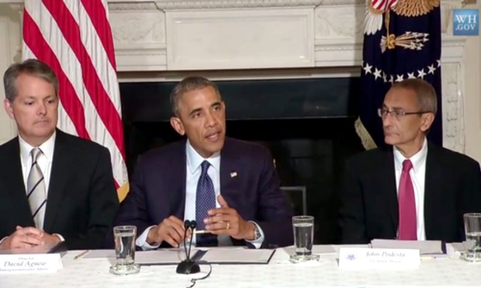 White House Dedicates Millions to Help Cities and States Battle Climate Change