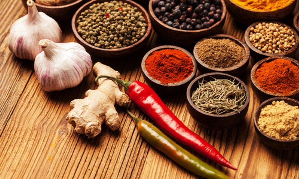 10 Healing Herbs and Spices for Optimum Health