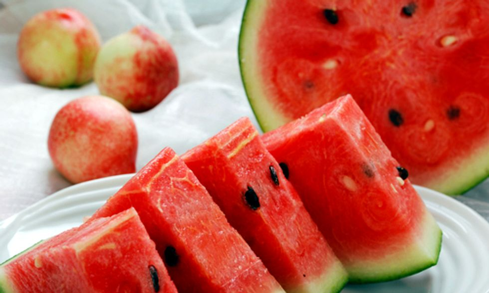 Indulge in These 2 Summertime Fruits for Your Health