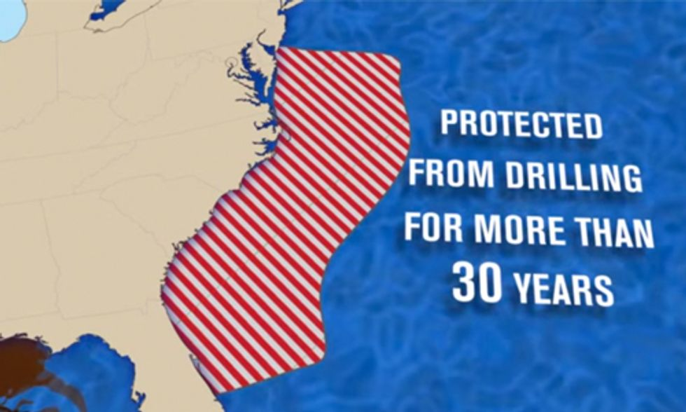 Landmark Decision Approves Seismic Airgun Testing for Oil & Gas Drilling Off Atlantic Coast