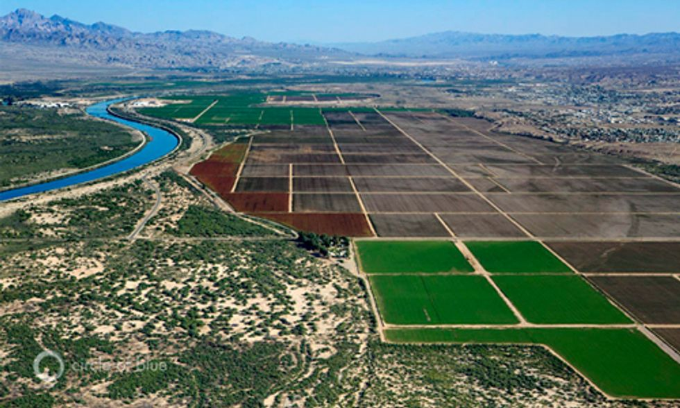Groundwater Disappearing Much Faster Than Lake Mead in Colorado River Basin