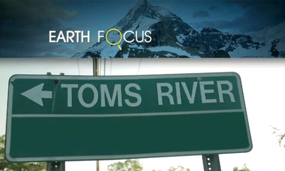'Earth Focus' Documents How a New Jersey Town Reclaimed Its Water Supply After Decades of Chemical Pollution