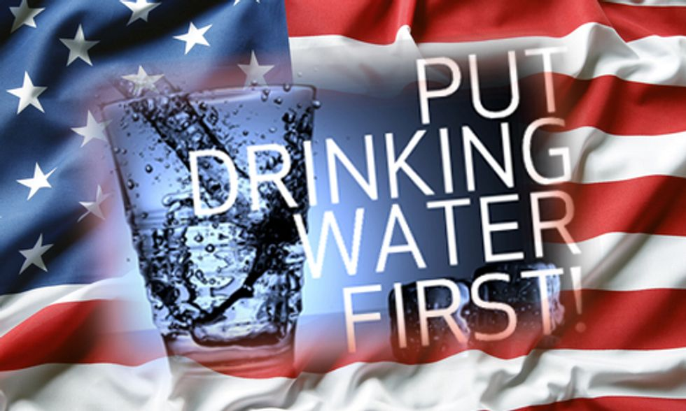 Fracking Waste Puts Americans' Drinking Water at Risk