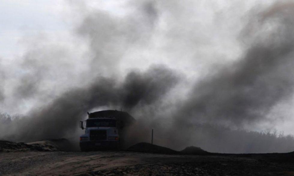 How Breathing Coal Ash Is Hazardous to Your Health