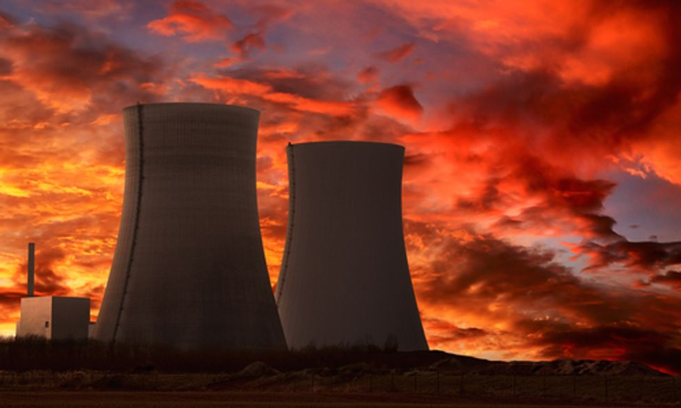 The Slow Death of Nuclear Power and the Rise of Renewables