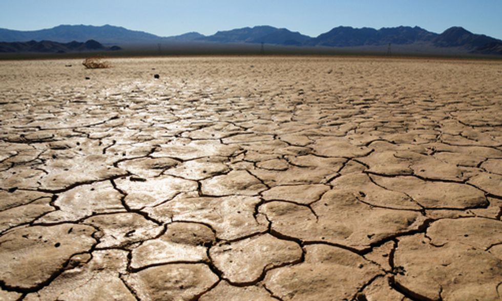 California Experiencing Most Severe Drought Ever Recorded