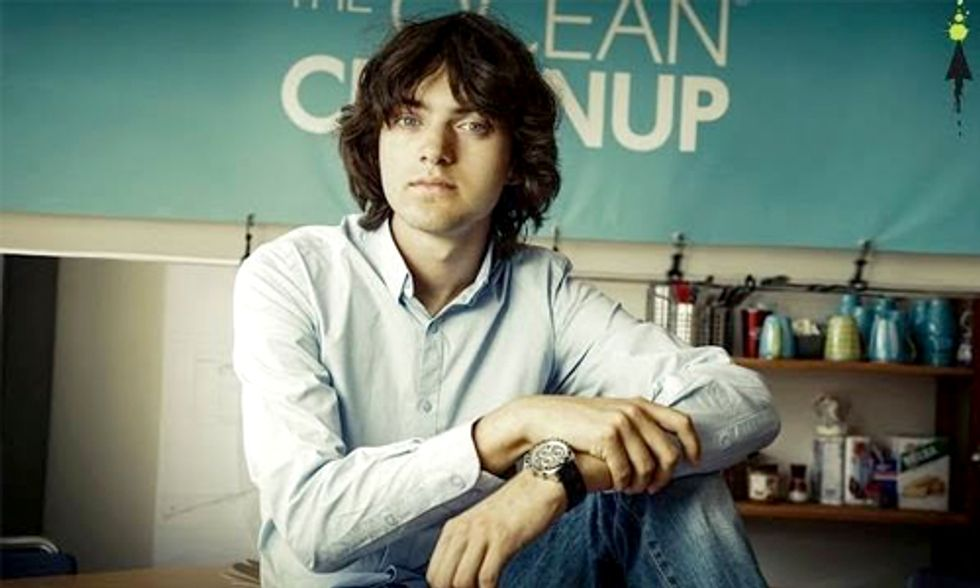 Boyan Slat: How to Stop Plastic Pollution