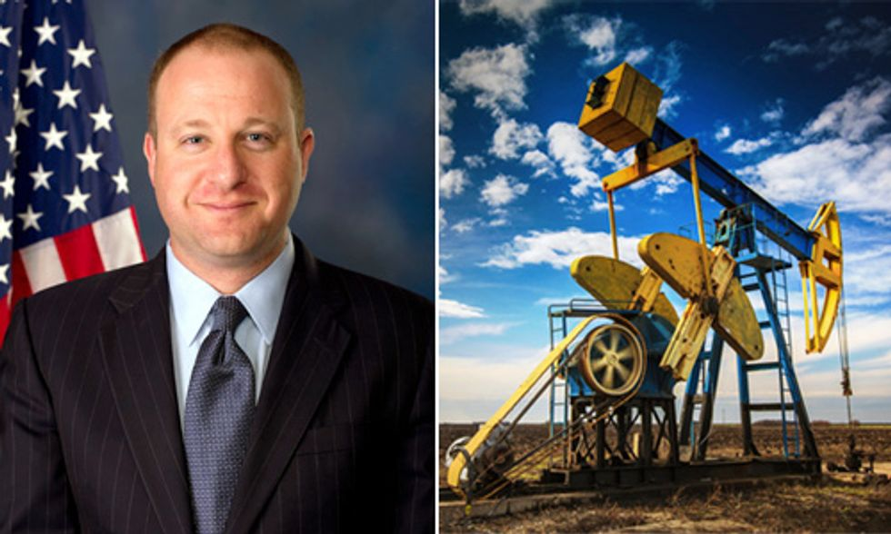 Democrat Jared Polis Pulls Anti-Fracking Initiatives at Last Minute from Colorado Ballot