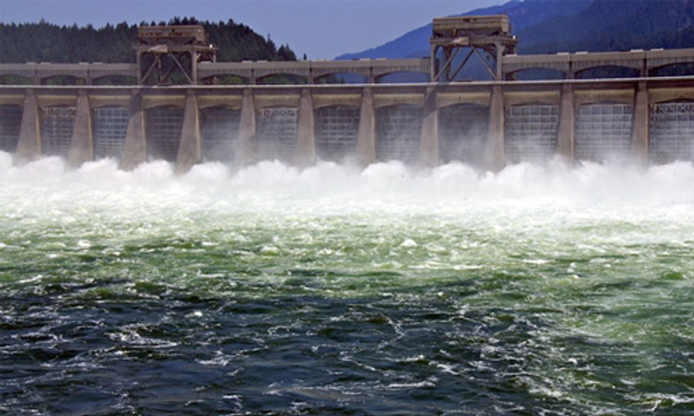 Groundbreaking Settlement Ends Uncontrolled Oil Leaks at Eight of Nation's Biggest Dams