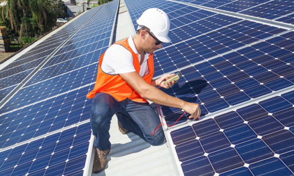 Solar Success Stories: Using the Sun's Energy to Rebuild the Economy While Protecting the Planet