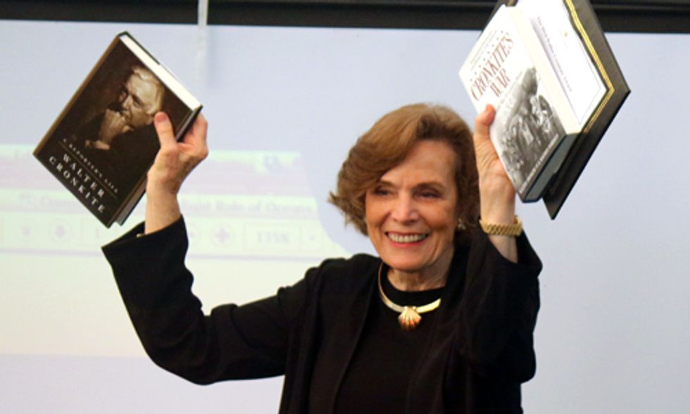 Sylvia Earle and Sam Low Win Cronkite Award as Mission Blue Debuts on Martha's Vineyard