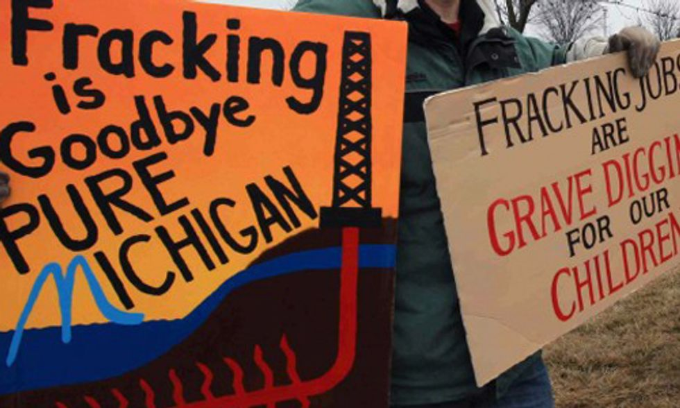 Fracking Waste Disposal Fuels Opposition in U.S. and Abroad