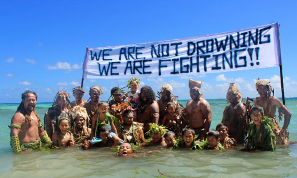 Saving the Pacific, One National Monument and Climate Warrior at a Time