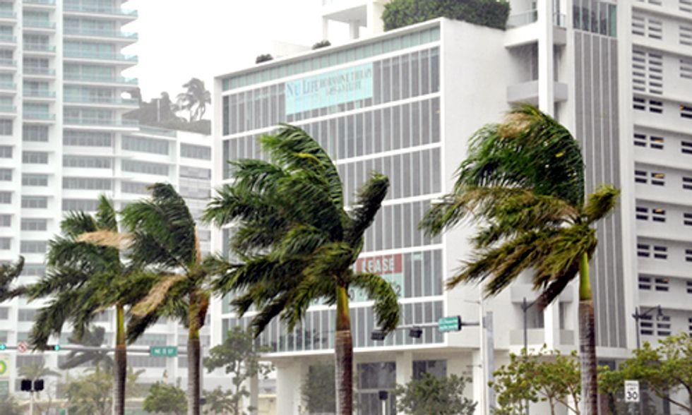 Evangelicals Pressure Florida Governor on Climate Change