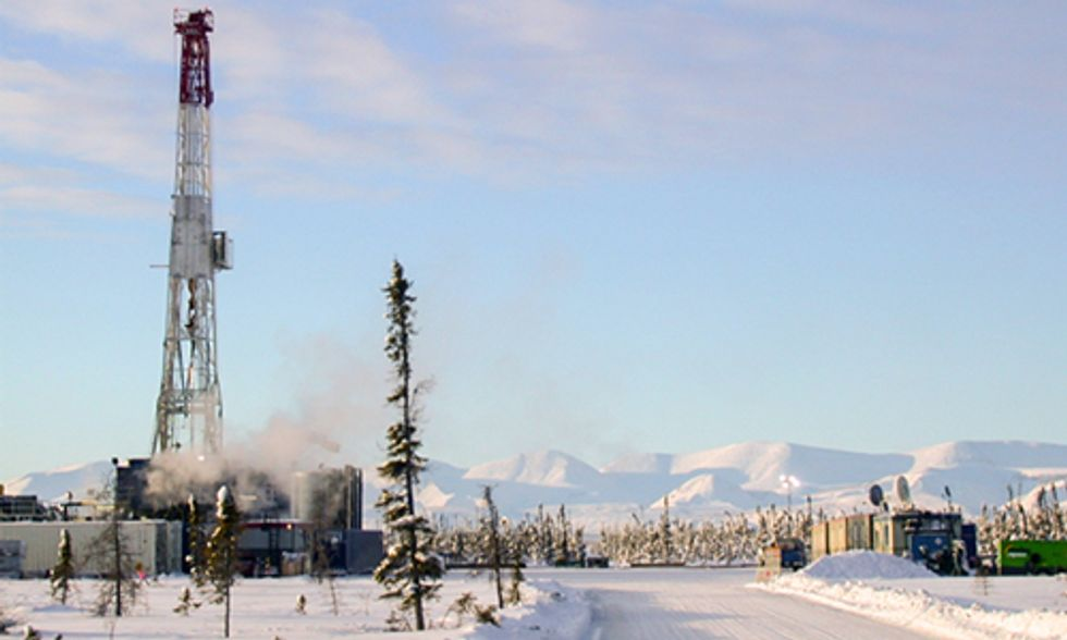 Fracking the Arctic