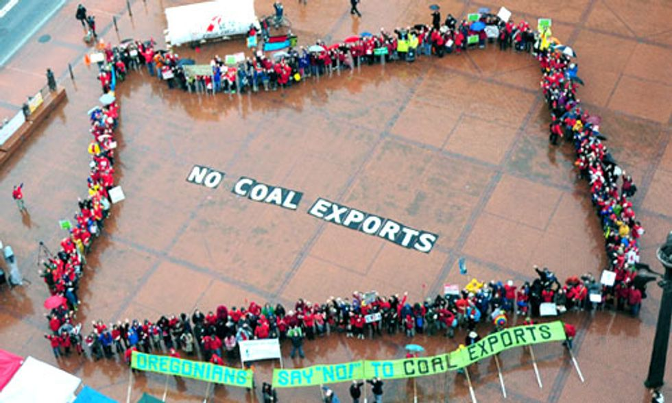 Breaking: Oregon Rejects Key Permit for Coal Export Terminal