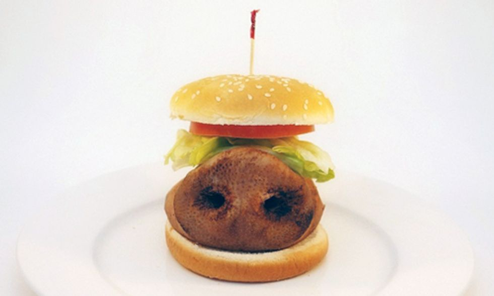 'Mystery Meat' Photos Make You Rethink Your Food