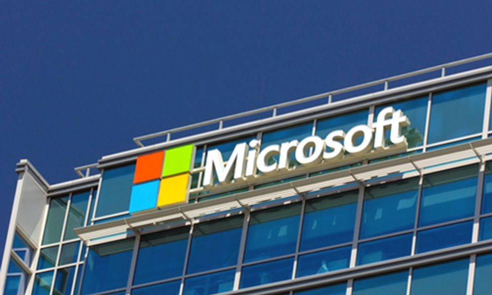 Microsoft Bails on Climate Denier Lobby Group ALEC