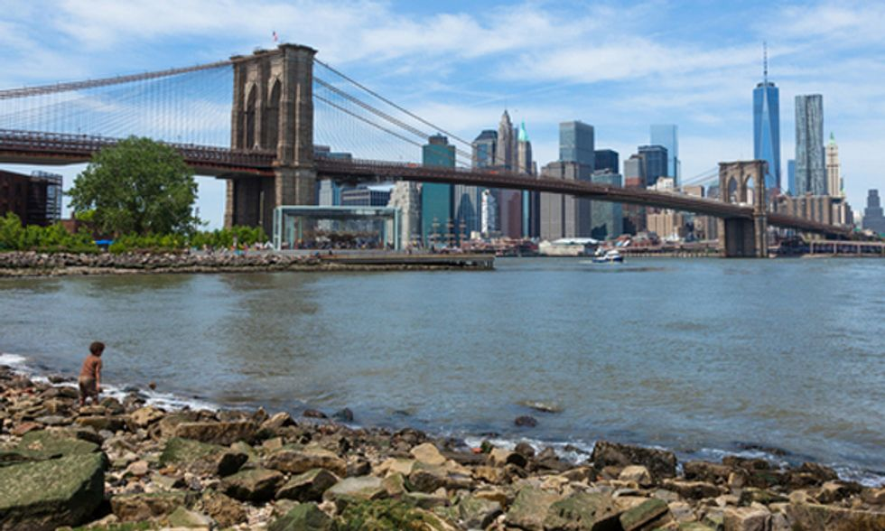 New Bill Would Ban Fracking Waste in New York City