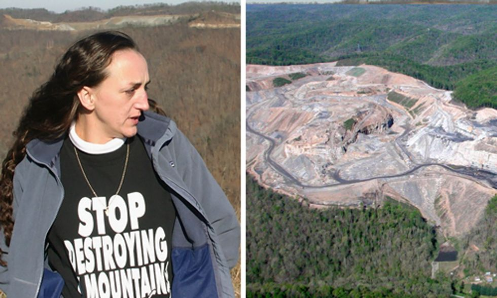 Gunnoe Appeals to President ... Judge Dismisses Health Studies on Mountaintop Removal