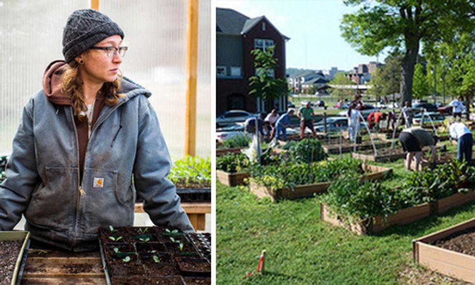 Community Food Activists Tell Their Stories