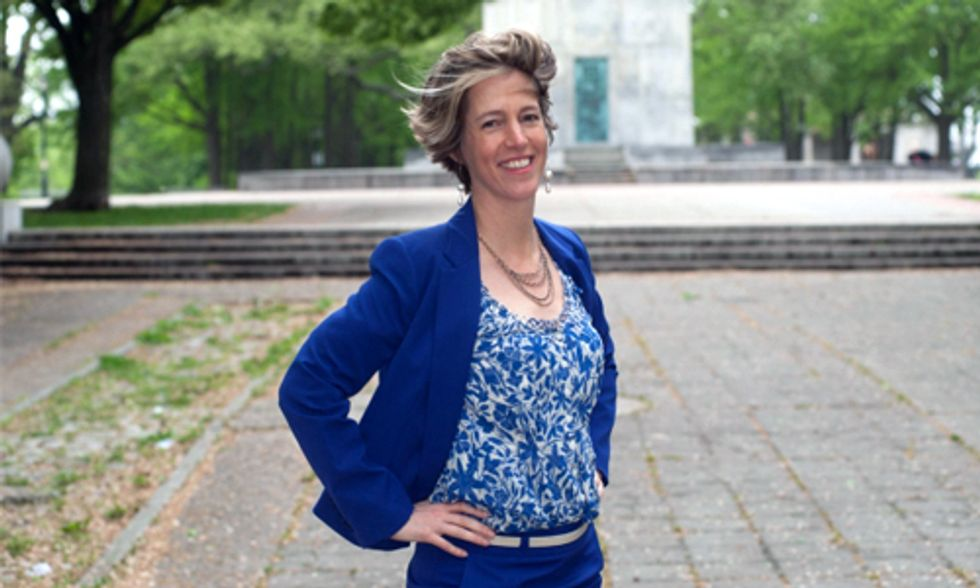 Zephyr Teachout Rides Wave of Moral Outrage and Scientific Clarity on Fracking and Climate Change