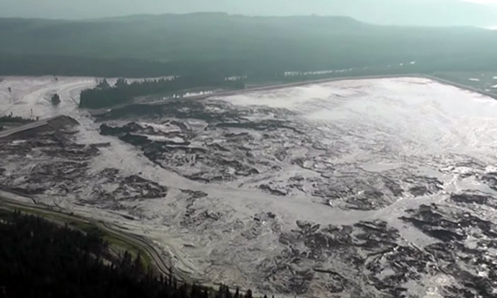 Mount Polley: A Wake-Up Call to the Realities of Tailings Ponds