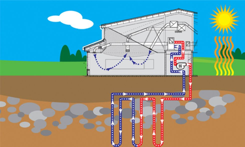Geothermal Power Nears 12,000 Megawatts Worldwide