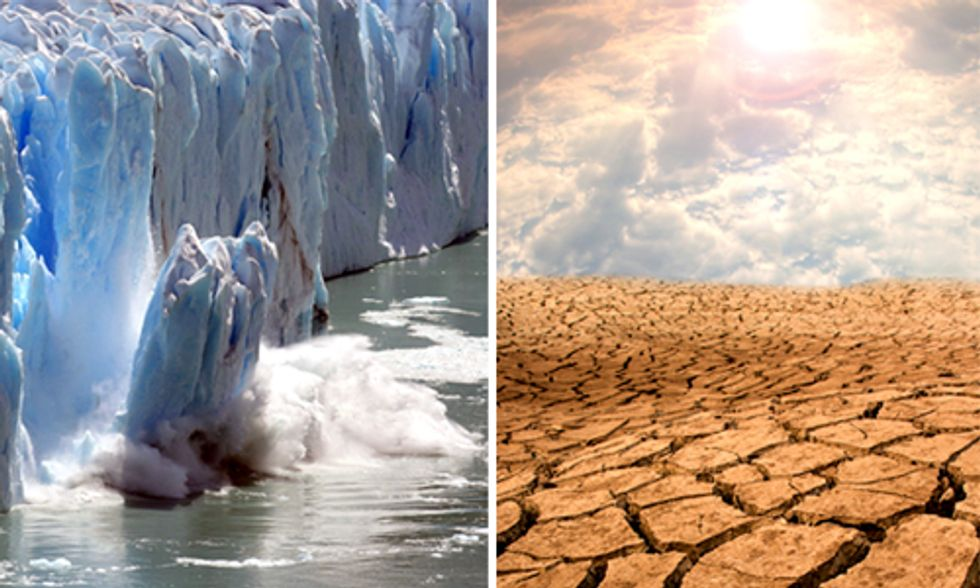 'Irreversible' Damage to Planet From Climate Change Says Leaked IPCC Report