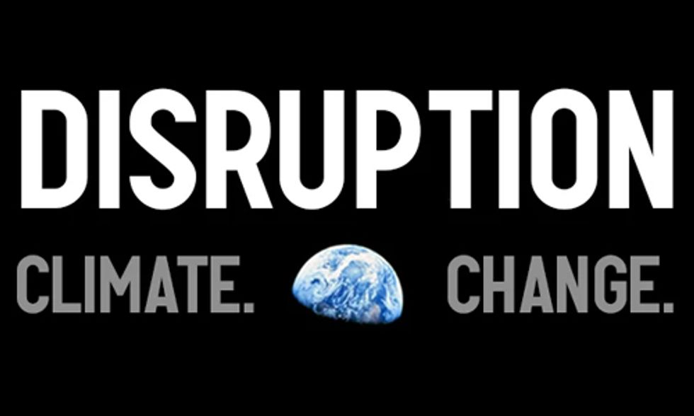 Disruption: Watch It Sept. 7
