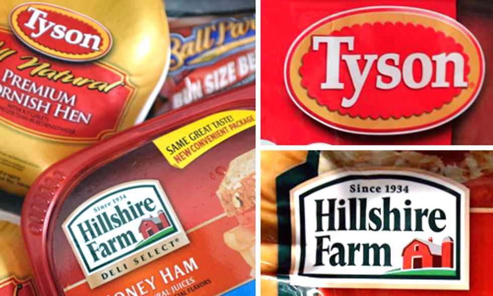 Federal Approval of Tyson-Hillshire Mega-Meat-Merger Harms Consumers