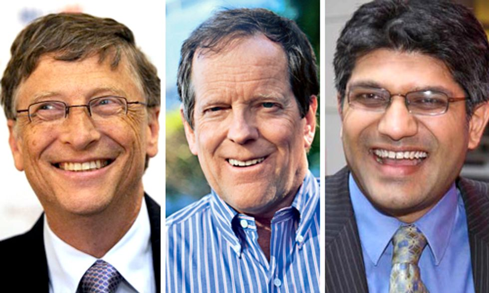 Responding to Bill Gates and Jigar Shah on Powering World's Poorest Economies