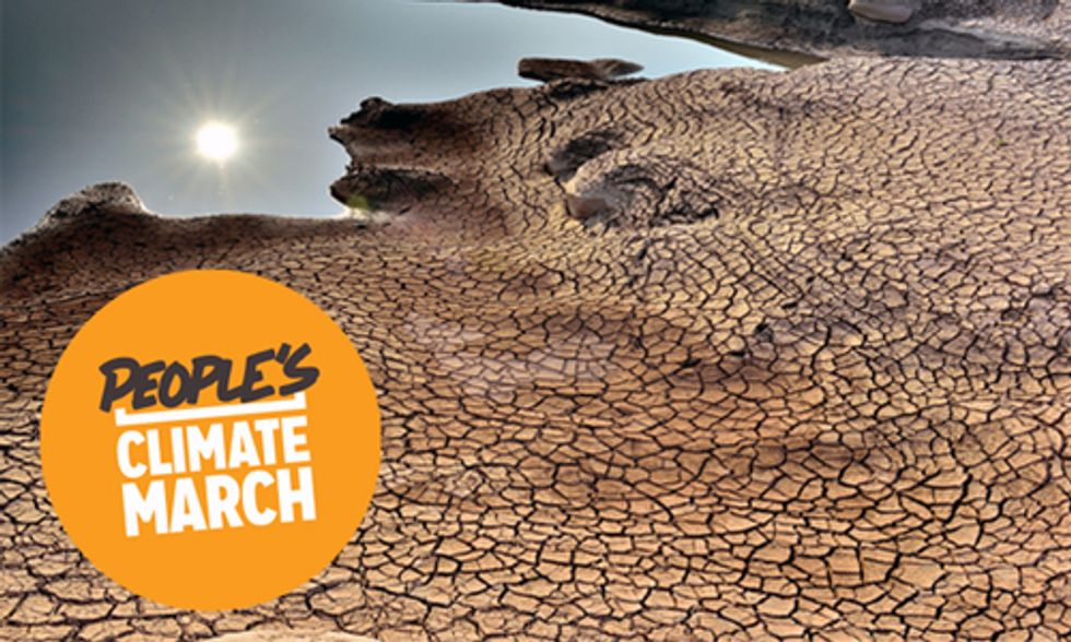 4 Reasons Water Advocates Should Join the People's Climate March Sept. 21