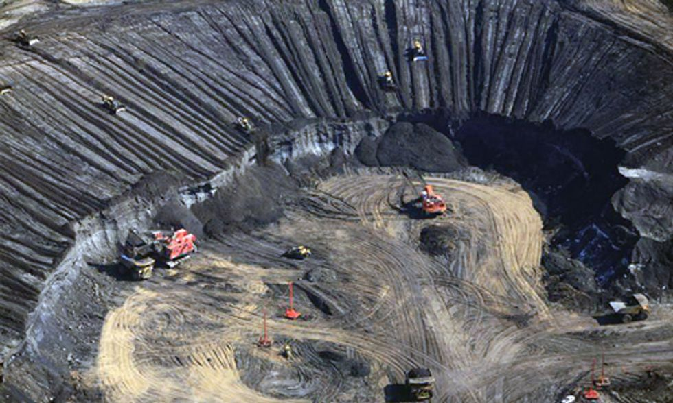 Pipeline Giant Handed Permit to Open Tar Sands Rail Facility