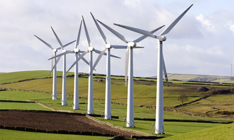 UK Wind Power Beats Coal and Nukes