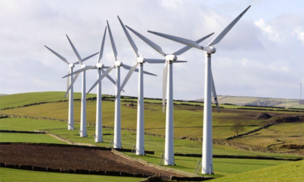 UK Wind Power Beats Coal and Nukes