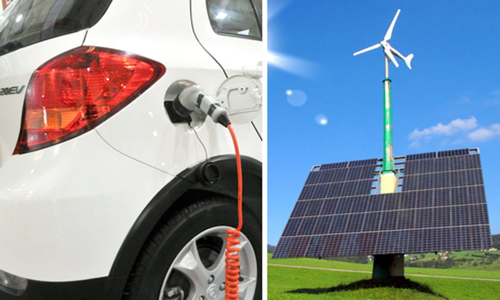 Fasten Your Seat Belts: Low Carbon Energy Headed Your Way